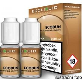 2-Pack Ecodun ECOLIQUID e-liquid