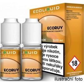 2-Pack Ecoruy ECOLIQUID e-liquid