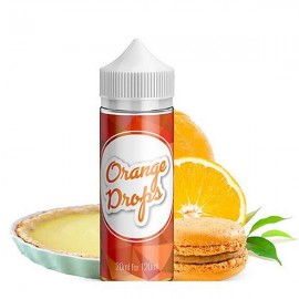 120 ml Orange Drops INFAMOUS DROPS - 20ml S&V