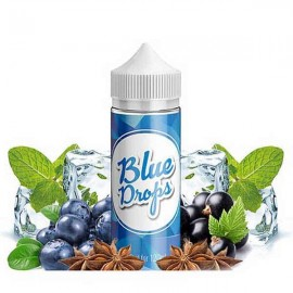 120 ml Blue Drops INFAMOUS DROPS - 20ml S&V