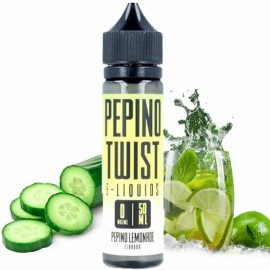 60 ml Pepino Lemonade Pepino Twist - 50 ml S&V