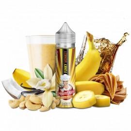 60 ml FUNKY MONKEY PJ Empire Cream Queen - 20 ml S&V