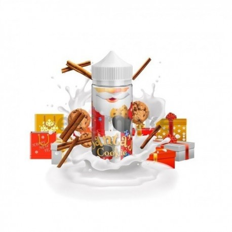 120 ml Santa's Cookie INFAMOUS SPECIAL - 20 ml S&V