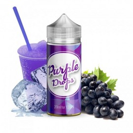 120 ml Purple Drops INFAMOUS DROPS - 20ml S&V