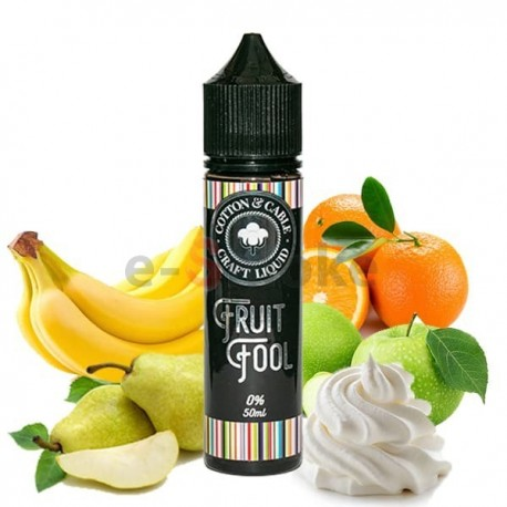 60 ml Fruit Fool COTTON&CABLE - 50 ml S&V
