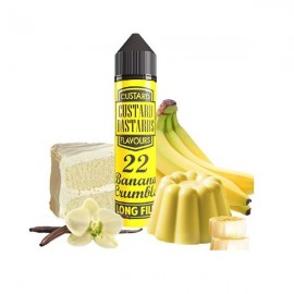 60 ml Banana Crumble Custard Bastard - 12ml S&V