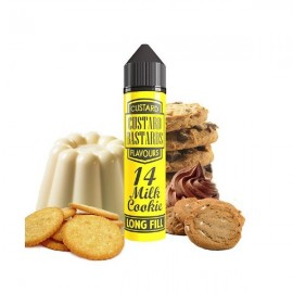 60 ml Milk Cookie Custard Bastard - 12ml S&V
