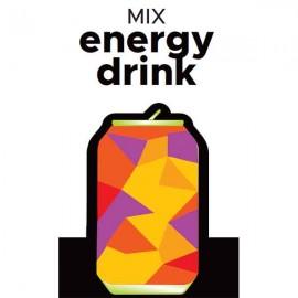 Energy drink CATCH´a BANA aróma