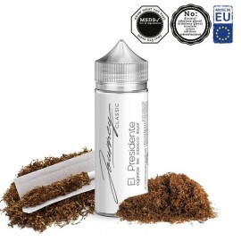 120ml El Presidente Journey Classic - 24ml S&V