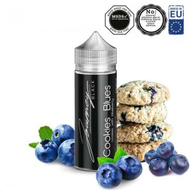 120ml Cookies Blues Journey Black - 24ml S&V
