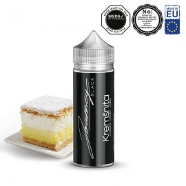 120ml Kremšnita Journey Black - 24ml S&V