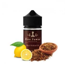 60ml Elo Tobacco Five Pawns - 20ml S&V