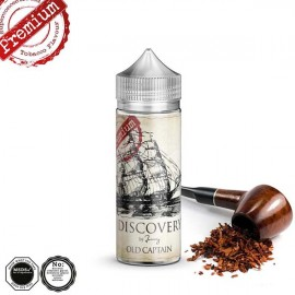 120ml Old Capitan Discovery - 3ml S&V