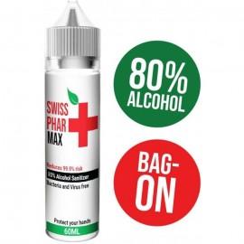 60ml Swiss Pharmax - alkoholová dezinfekcia