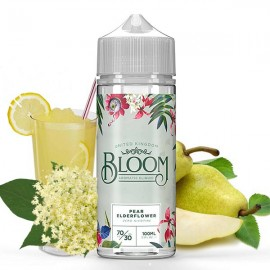 120ml Pear Elderflower BLOOM - 100ml S&V