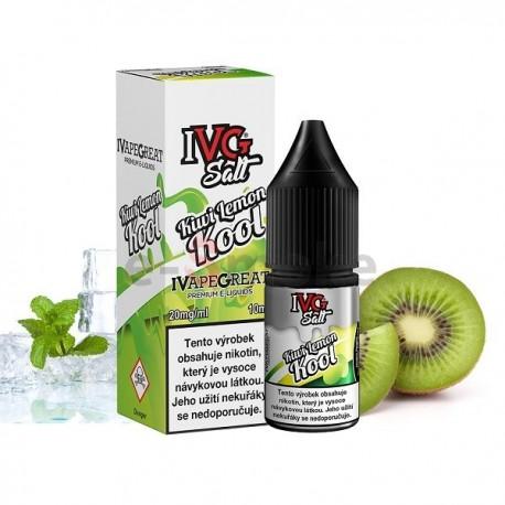 10ml Kiwi Lemon Kool IVG Salt e-liquid
