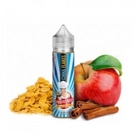 60 ml CINNA FLAKES PJ Empire Cream Queen - 12 ml S&V