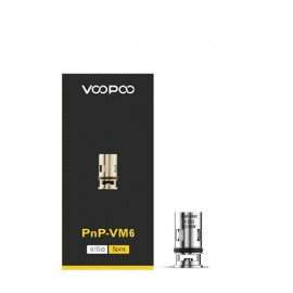 Voopoo PnP VM6 žhaviaca hlava 0,15Ω