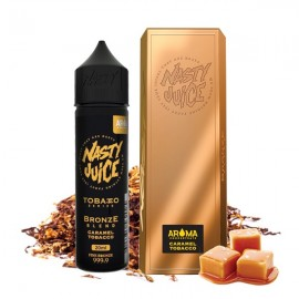20/60 ml Bronze Blend Tobacco Nasty Juice S&V