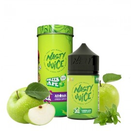 60 ml Green Ape Nasty Juice - 20ml S&V