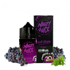 60 ml Asap Grape Nasty Juice - 20ml S&V