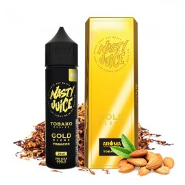 60 ml Gold Blend Tobacco Nasty Juice - 20ml S&V