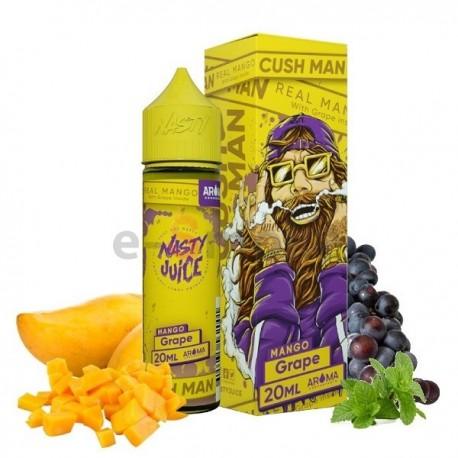 20/60 ml Mango Grape Cush Man Series Nasty Juice S&V