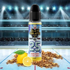 60ml - 25 Zlatí Chlapci COOL Edition 2020 - 11,5ml S&V