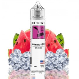60ml Watermelon Chill ELEMENT - 15ml S&V