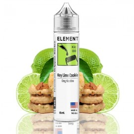 60ml Key Lime Cookie ELEMENT - 15ml S&V