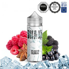 120 ml GLASS SHAKE - 24ml S&V
