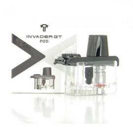 Teslacigs Invader GT cartridge + T-P4 žhaviaca hlava