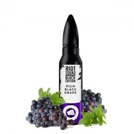 60 ml Rich Black Grape RIOT SQUAD - 15ml S&V