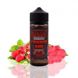 120ml Strawberry Blood SADBOY - 100ml S&V