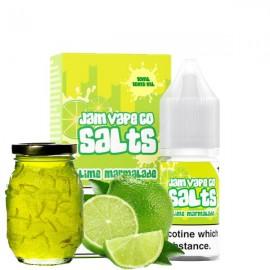 10ml Lime Marmelade Jam Vape Co Salt e-liquid