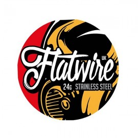 Flatwire SS316 24GA odporový drôt 3m