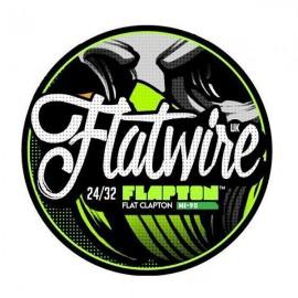 Flatwire Flapton Ni90 24/32GA odporový drôt 3m