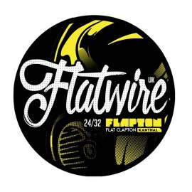 Flatwire Flapton Kanthal 24/32GA odporový drôt 3m