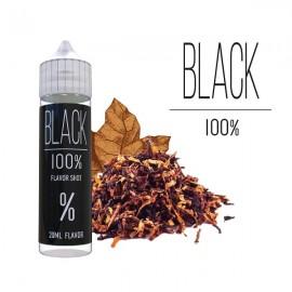 60ml 100% BLACK SERIES - 20ml S&V