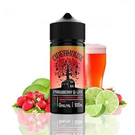 120ml Strawberry&Lime Ciderhouse - 100ml S&V