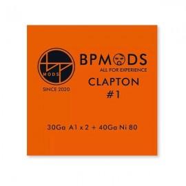 BP Mods Clapton 1 A1/Ni80 30/40GA odporový drôt 3m