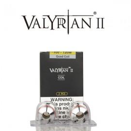 Uwell Valyrian 2 Quad Coil žhaviaca hlava 0,15 ohm