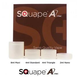 SQuape A[rise] PSU tank
