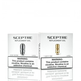 5-PACK Innokin Sceptre žhaviaca hlava