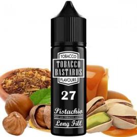 60 ml Pistachio No.27 Tobacco Bastards - 12 ml S&V