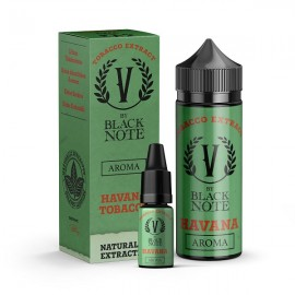 100ml Havana V By Black Note - 10ml S&V