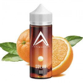 120 ml Solar III ANTIMATTER - 10ml S&V