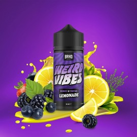 100ml Weird Vibes Mango&Basil BRHD - 20ml S&V