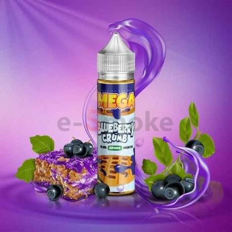 60ml Blueberry Crumb MEGA - 18ml S&V