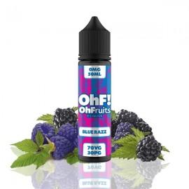 60ml Blue Razz OhF! - 50ml S&V